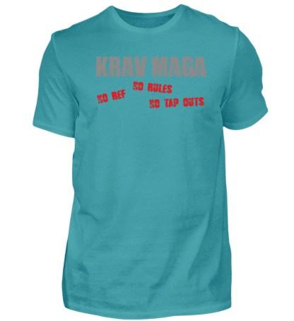 No Ref - No Rules - No Tap Outs - Herren Shirt-1242