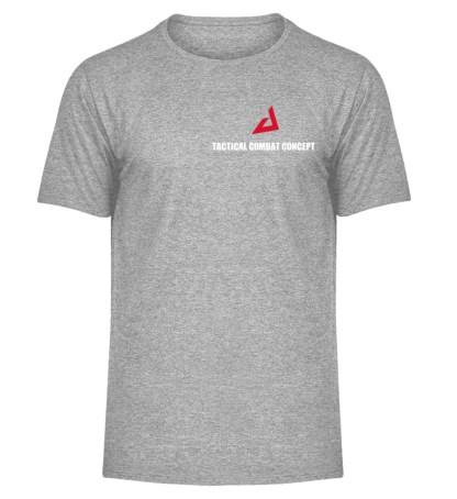 Tactical Combat Concept - Herren Melange Shirt-6807