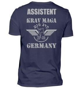 KMFG Assistent (Blue-Brown Belt) - Herren Shirt-198