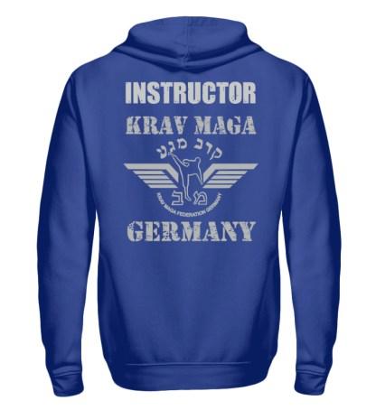 KMFG Instructor (Black Belt) - Unisex Kapuzenpullover Hoodie-668