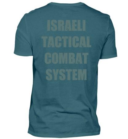 Israeli Tactical Combat System - Herren Shirt-1096