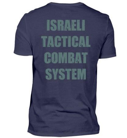 Israeli Tactical Combat System - Herren Shirt-198
