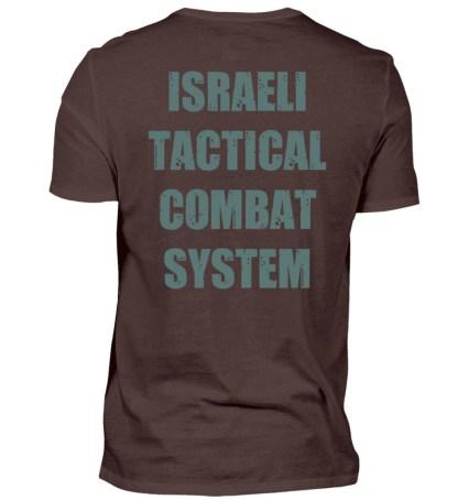 Israeli Tactical Combat System - Herren Shirt-1074