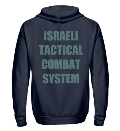Israeli Tactical Combat System - Unisex Kapuzenpullover Hoodie-1698