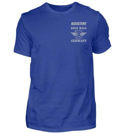 KMFG Assistent (Blue-Brown Belt) - Herren Premiumshirt-27