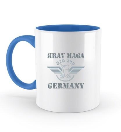 KMFG Tasse The Only Easy Day.... - Zweifarbige Tasse-5739