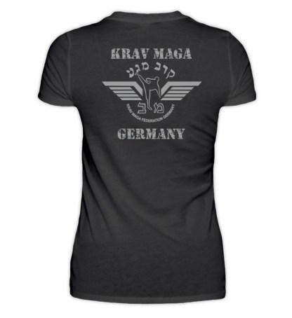 KMFG Trainings T-Shirt - Damen Premiumshirt-16