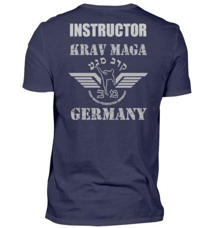 KMFG Instructor (Black Belt) - Herren Premiumshirt-198