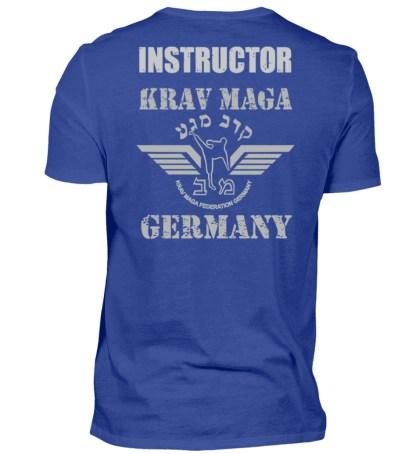 KMFG Instructor (Black Belt) - Herren Premiumshirt-27
