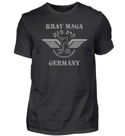 Krav Maga Touch me! And Your First.. - Herren Shirt-16