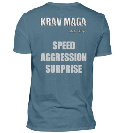 Speed Aggression Surprise - Herren Shirt-1230