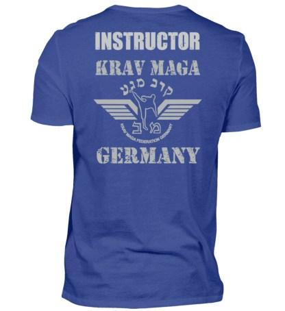 KMFG Instructor (Black Belt) - Herren Shirt-668