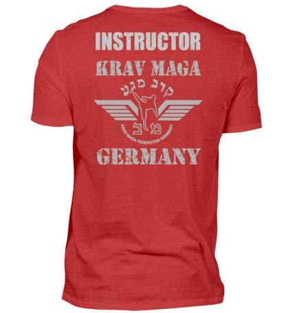KMFG Instructor (Black Belt) - Herren Shirt-4