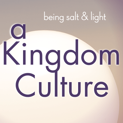 A Kingdom Culture Series Logo
