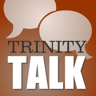 Trinity Talk logo