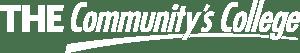 THE Community's College Logo