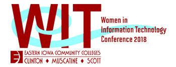 Women in Information Technology Conference 2018 Logo