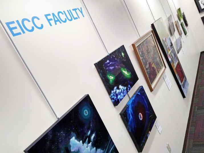 EICC Faculty Artwork