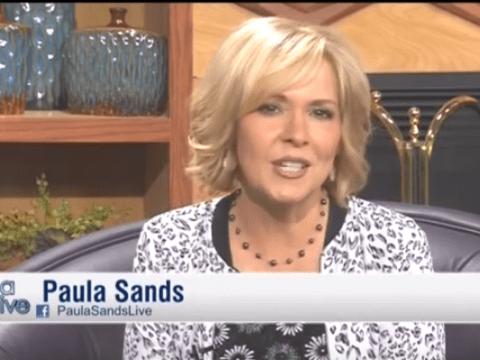 Paula Sands Live TV Show