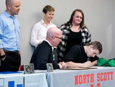 Welding signing