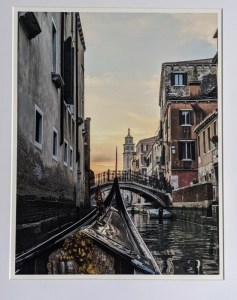Venezia by Cristopher Knudsen, Business Instructor at Belmont