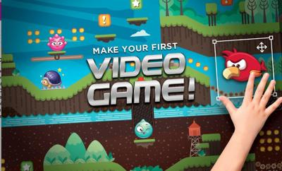 Make your first Video Game