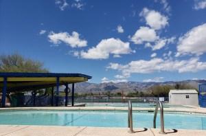 TCDS campus pool