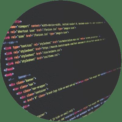Search engine optimization code