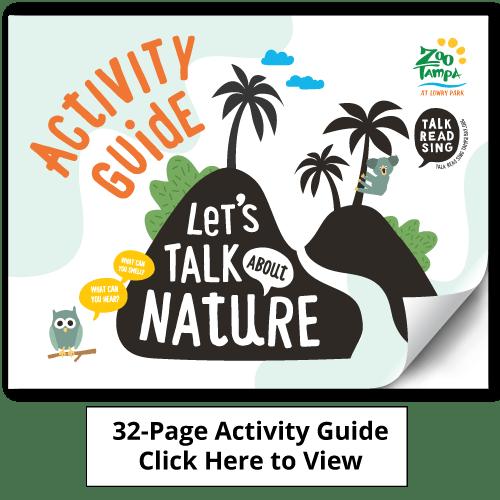 ZooTampa Activity Guide, Tamara Chapman, TC Designs