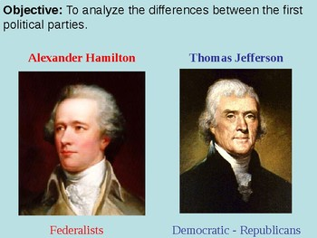 dbq thomas jefferson and alexander hamilton