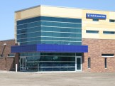 Glass work done by Tri-County Glass Inc.   Mid-Plains Community College - North Platte, NE