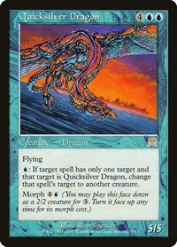 Quicksilver Dragon