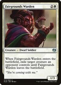 Fairgrounds Warden