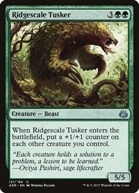 Ridgescale Tusker