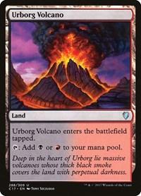 Urborg Volcano