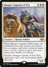 Ranger-Captain of Eos