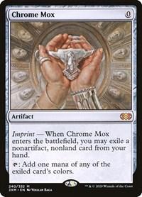 Chrome Mox