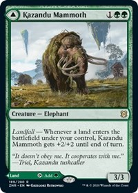 Kazandu Mammoth // Kazandu Valley
