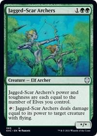 Jagged-Scar Archers