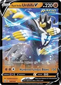 Rapid Strike Urshifu V