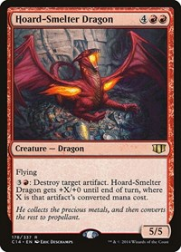 Hoard-Smelter Dragon