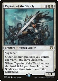 Captain of the Watch