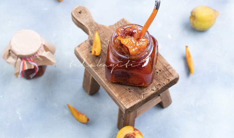 This sumptuous peach jam is prepared with Haitian grown peaches. A delightful recipe to add to your collection.   tchakayiti.com