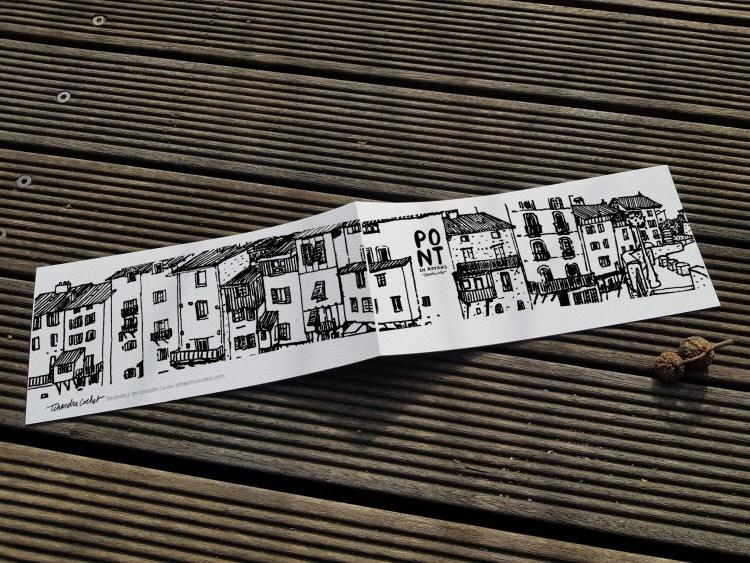 Carte postale créateur Pont-en-Royans