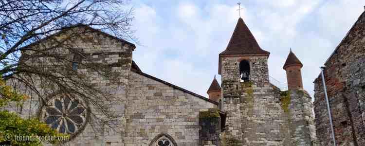 Église Saint-Pierre Auvillar