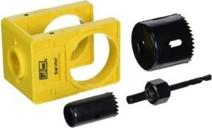 IVY Classic wood door lock install kit