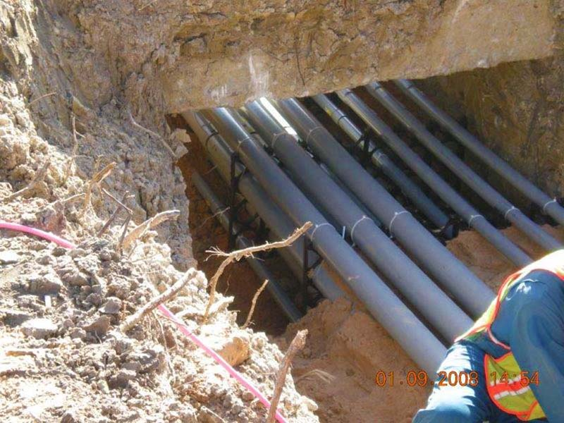 Duct Bank TCH