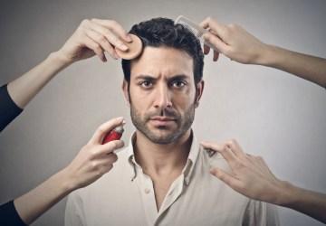 Produits cosmétiques pour homme
