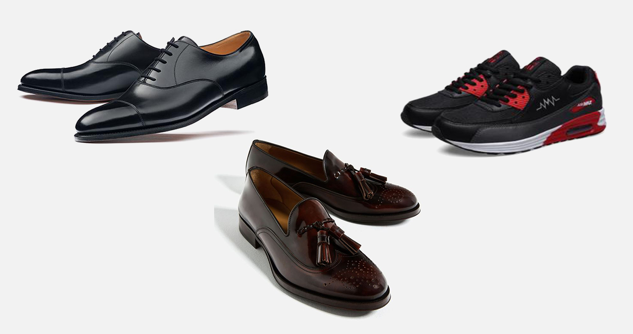 4 chaussures indispensables