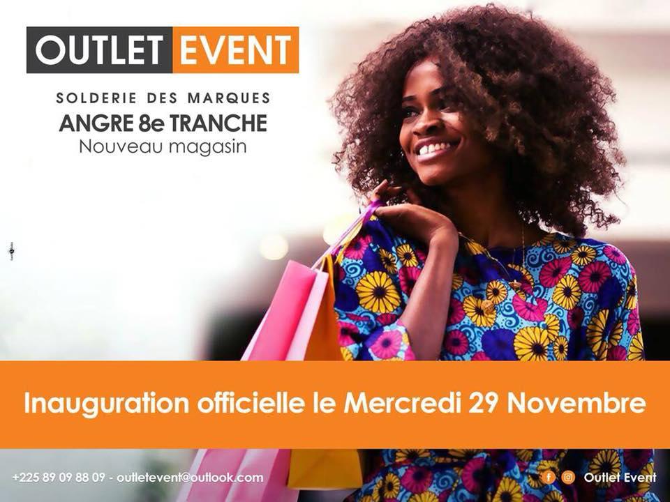 Outlet Event - Solderie de marques